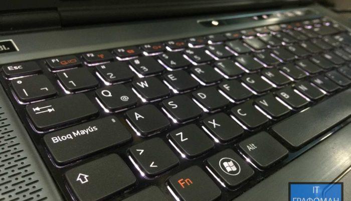 Ускорение работы ноутбука с помощью SSD