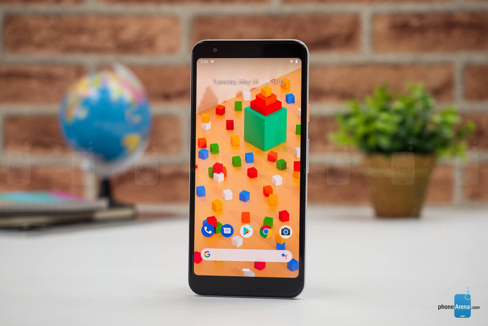 Обзор Google Pixel 3a и 3a XL