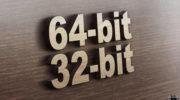 Запускаем 64-разрядные приложения на 32-разрядной Windows